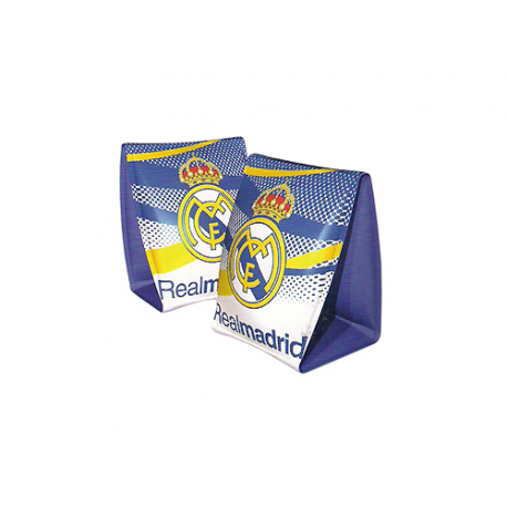 Manches gonflables Real Madrid.