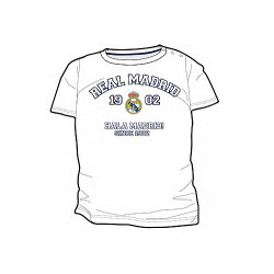T-Shirt bébé Real Madrid.