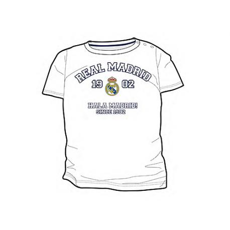 Real Madrid Baby T-shirt.
