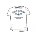 Camiseta para bebé del Real Madrid.