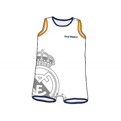 Real Madrid Summer babygrow.