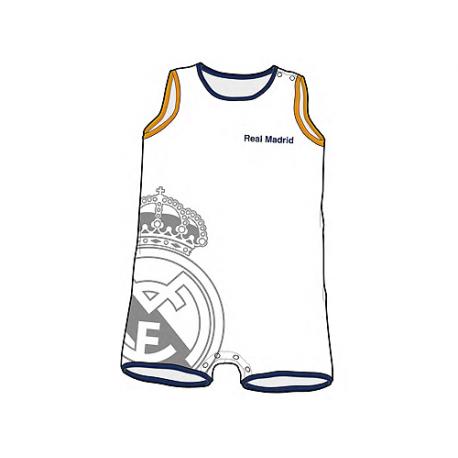 Pelele de verano del Real Madrid.