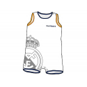 Real Madrid Summer babygrow.