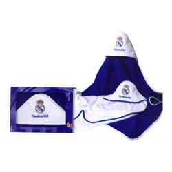 Capa baño bebé del Real Madrid.