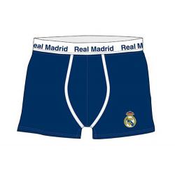 Boxer de lycra del Real Madrid.