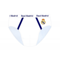 Slip de lycra para adulto del Real Madrid.