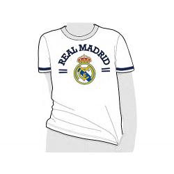 Camiseta algodón niño del Real Madrid.