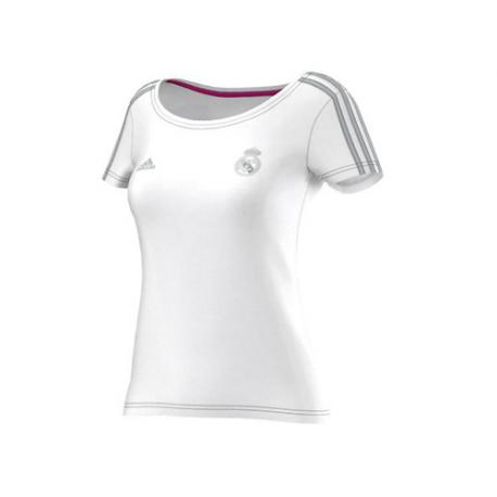 Camiseta de mujer Real Madrid 2015-16.