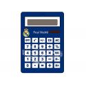 Calculadora jumbo solar del Real Madrid.