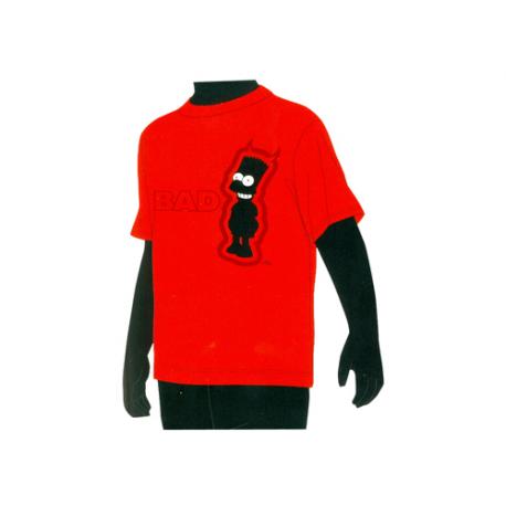 T-Shirt Les Simpsons junior.