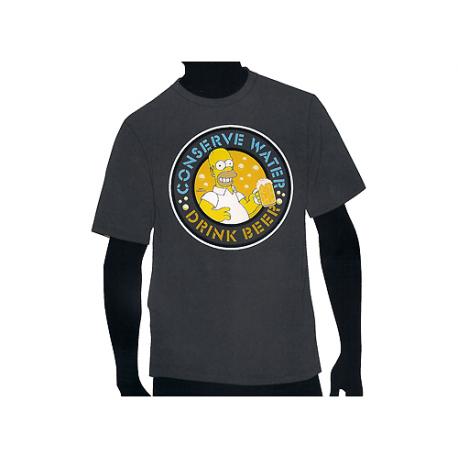 T-Shirt Les Simpsons.