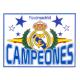 Drapeau Real Madrid.