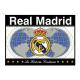 Bandera del Real Madrid.