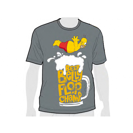 T shirt les simpsons forofos for Simpsons t shirts online