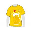 Camiseta algodón de Los Simpsons.