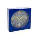 Reloj despertador cuadrado del Real Madrid.