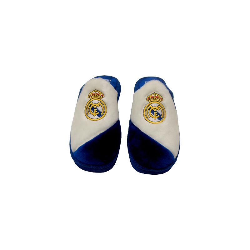 Zapatillas de estar por casa del real madrid forofos - Zapatillas estar por casa nino ...