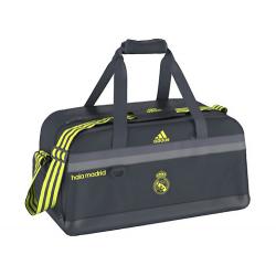 Bolsa de deporte del Real Madrid 2015-16.