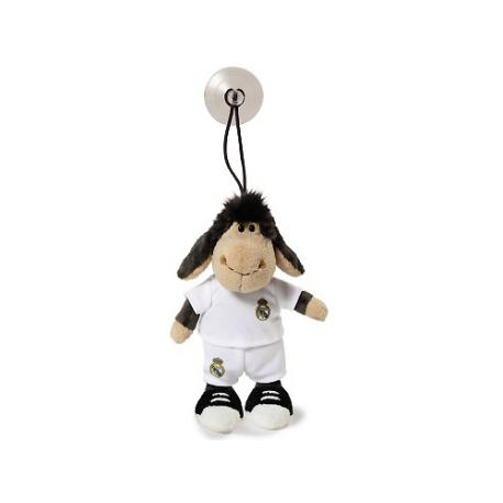 Real Madrid Sheep with suction cup Plush doll.