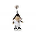 Peluche oveja con ventosa del Real Madrid.