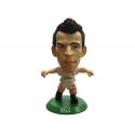 Figura jugador SoccerStarz Bale del Real Madrid.