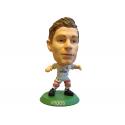 Figura jugador SoccerStarz Kroos del Real Madrid.