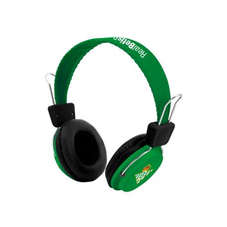 Real Betis Headphones.