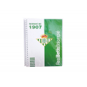 Real Betis 4th Spiral notebook.