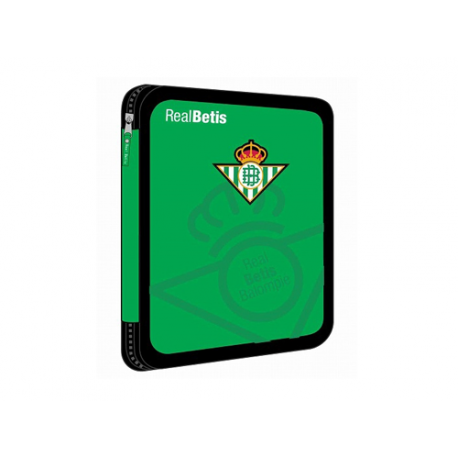 Plumier doble del Real Betis.