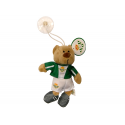 Peluche osito ventosa del Real Betis.