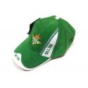 Gorra del Real Betis.
