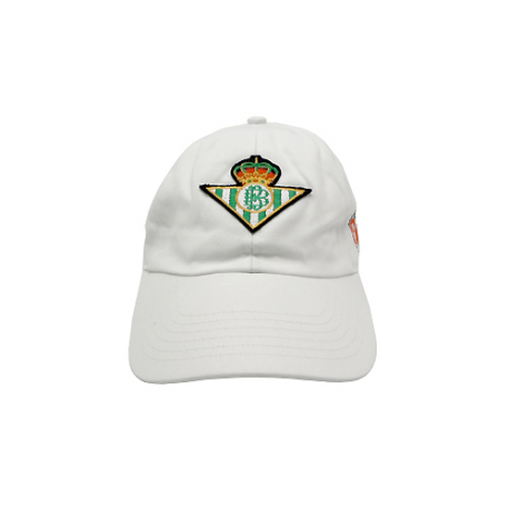 Casquette Real Betis.
