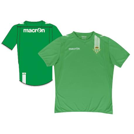 Real Betis Training Shirt 2014-15.