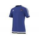 Camiseta de entrenamiento adulto Real Sociedad 2015-16.