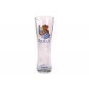 Real Sociedad Beer Large glass.