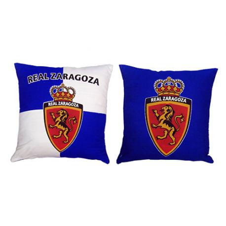 Cojín del Real Zaragoza.