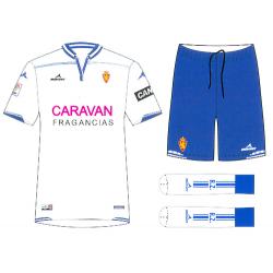Real Zaragoza Home Minikit 2015-16 Kids.