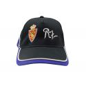 Gorra del Real Zaragoza 2015-16.