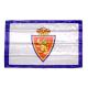 Bandera del Real Zaragoza.