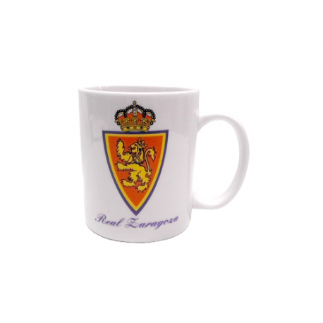 Mug Real Zaragoza.