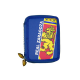 Real Zaragoza Small Double pencil case.