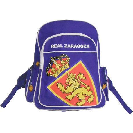 Real Zaragoza Backpack.