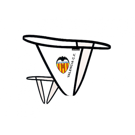 Tanga para mujer de lycra del Valencia C.F.