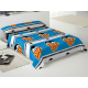Valencia C.F. Set of sheets 105 cm.