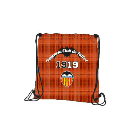 Saquito merienda del Valencia C.F.