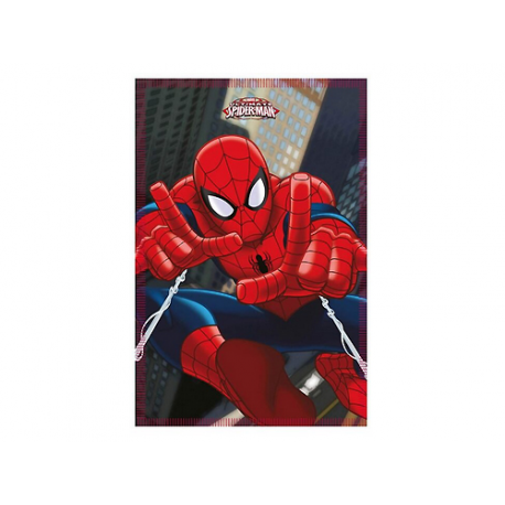Couverture Spider-man.