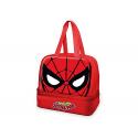 Bolsa portameriendas de Spider-man.