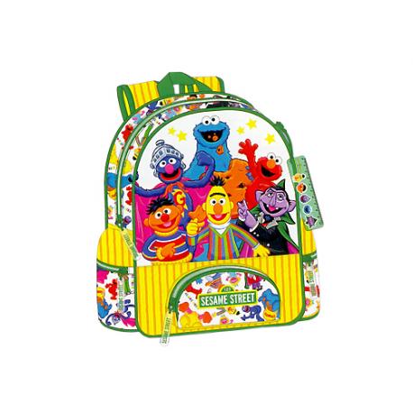 Sesame Street Rucksack.