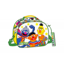 Sesame Street travel carrying case.