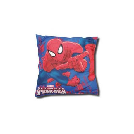 Cojín de tela pequeño de Spider-man.